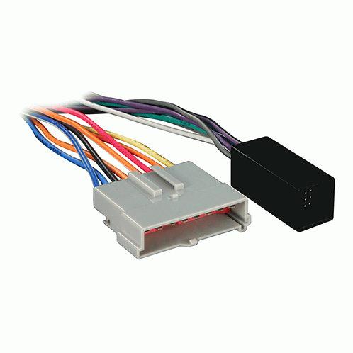 70-5511 Ford 89-00 Premium Sound System Amp Integator Harness