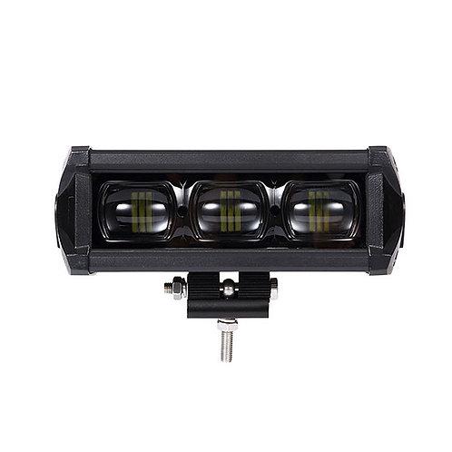 6D CREE LED Light Bars 10Wx3
