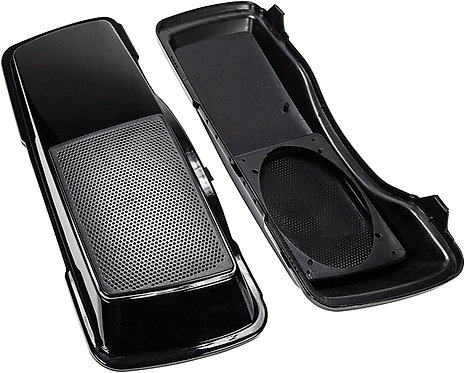 Harley Davidson 1996-2013 Bag Speaker Covers - 6x9in
