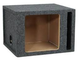 SINGLE SLOT PORTED SQUARE HOLE (Options: 12 & 15 in)