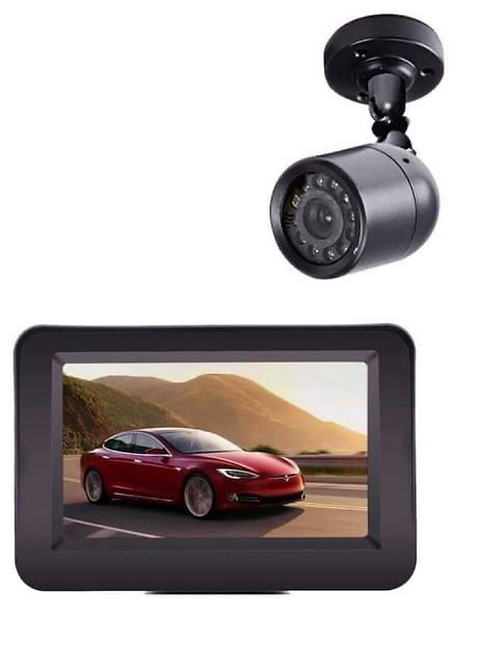"Kit, 3.5"" Digital Screen, Night vision Camera"