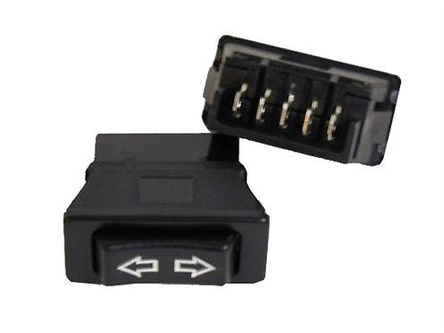 Power Window Switch, 5 Pin, non-Illuminated