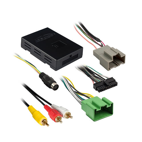 GM 14-up OnStar Interface