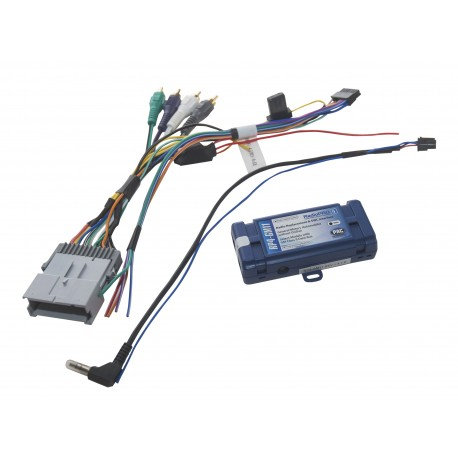 RP4-GM11, Stereo Replac. Interface w. Steering Controls for Select GM Vehicles