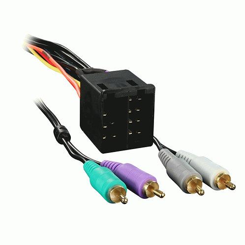 70-1786 Euro Amp Integration Harness 91-04 (Select Models)