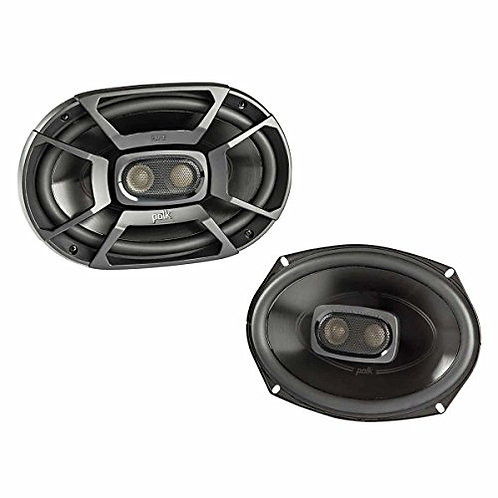 "POLK AUDIO MARINE 6X9"" 3WAY 450W MAX DB PLUS SPEAKERS"