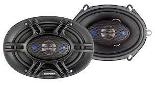 "BLAUPUNKT 5X7"" SPEAKERS 4 WAY 360W MAX"