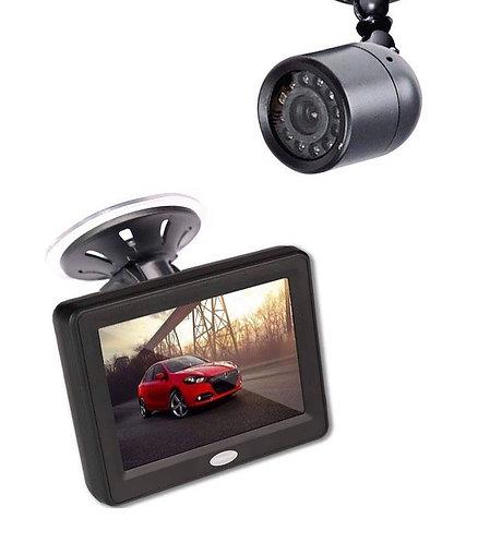 3.6'' TFT, Parking sensor, +Night vision camera