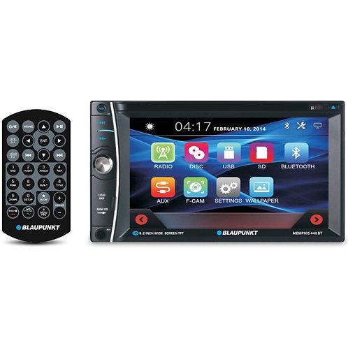 """BLAUPUNKT Berlin 622 6.2"""" Touch Screen Receiver DVD Player"""