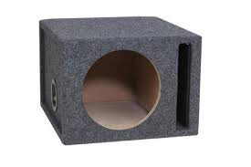 Single Vented Box (Options: 10 to 15 in)