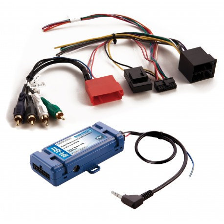 RP4-AD11, RadioPRO4 Interface for Audi Vehicles with CAN bus
