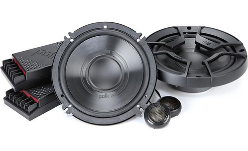 "POLK AUDIO MARINE 6.5"" COMPONENTS 2WAY 300W MAX DB PLUS"