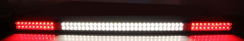 LED Double Row Light w.Turn Lights 52""