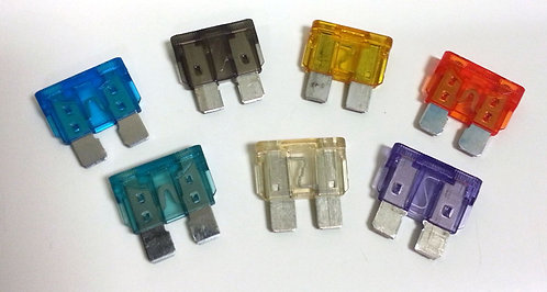 ATC Fuse, 50 pcs (3 to 40 AMP)