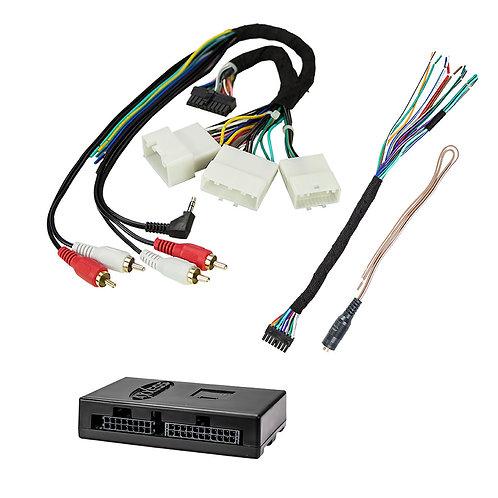 AX-TYAMP1-SWC, Lexus/Toyota Amp Interface w/ SWC 2002- 2015