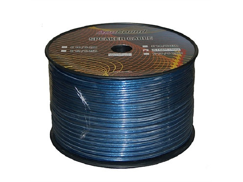 Speaker Wires OFC (Options: 12 to 18Ga; 250 to 1000ft)