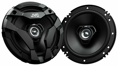 "JVC 6.5"" 2WAY 300W MAX DRVN SPEAKERS"