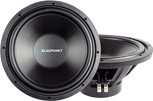 BLAUPUNKT SUBWOOFER SVC 400 to 800W MAX (Options: 8 to 12 in)