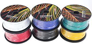 100ft CCA Wire 6 Colors Per Set (Options: 12-16Ga)