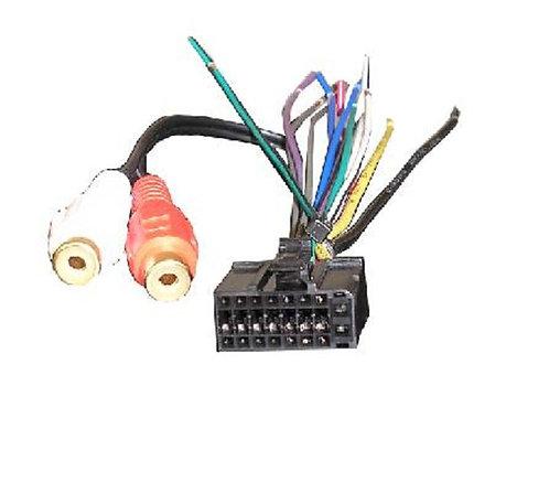 Dual Radio 16 pin Plug