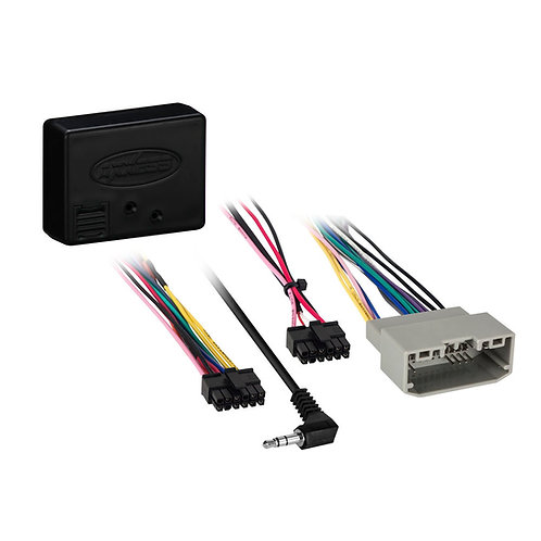 XSVI-6522-NAV, Chrysler Data Interface 2007-2018
