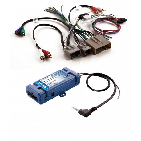 RP4-FD11, RadioPRO4 Interface for Ford Vehicles with CAN bus