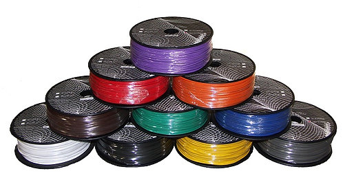 18 AWG 500 ft CCA Primary Wire (10 Color Options)
