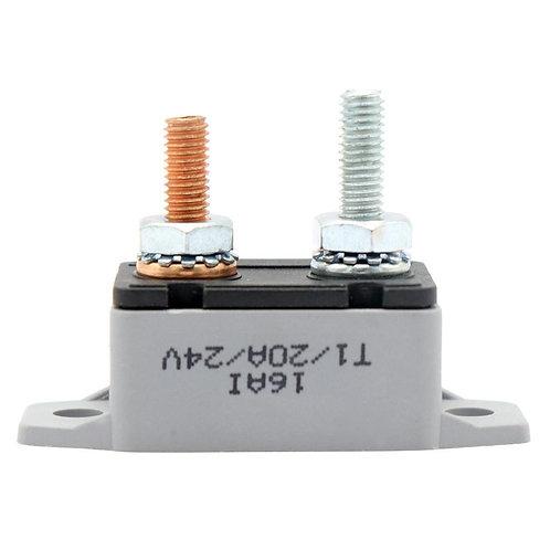 Auto Reset Circuit Breaker, 2 Pcs (10 to 50 AMP)