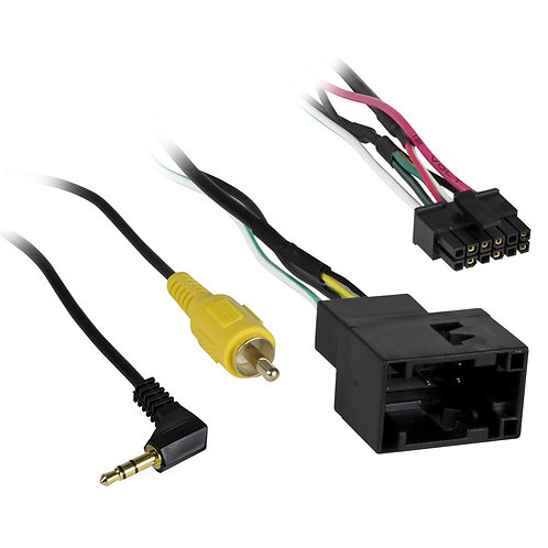 Ford Transit (with 4.2-inch display screen) 2015-up Harness