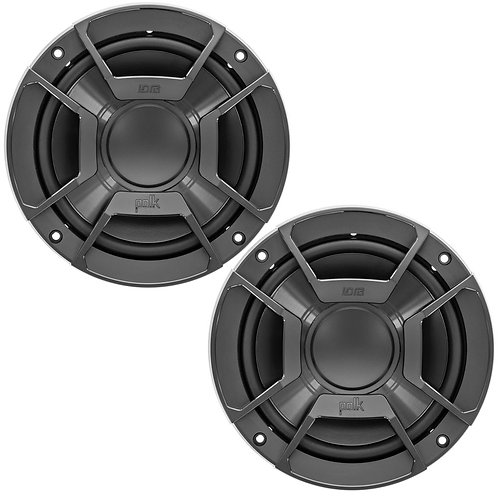 "POLK AUDIO MARINE 6.5"" 2WAY 300W MAX DB PLUS SPEAKERS"