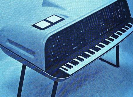 Micor Coupland Digital Synthesizer [1978]