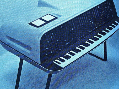 Micor Coupland Digital Synthesizer [1978]⁣