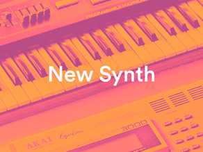 New Synth Playlist: March