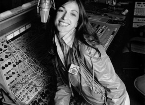 Three Questions with Suzanne Ciani