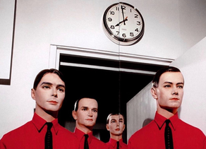 Remembering Florian from Kraftwerk