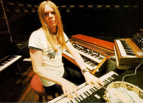 Three Questions With Rick Wakeman