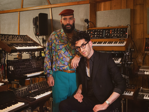 Interview With Chromeo