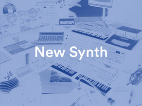 New Synth Playlist: February
