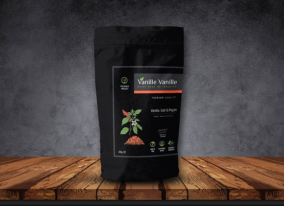 Vanilla Salt from Mexico