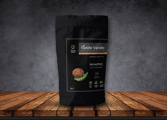 Organic Nutmeg from India