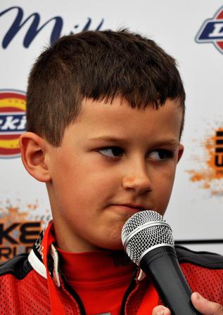 Ryan Cool FAB Podium