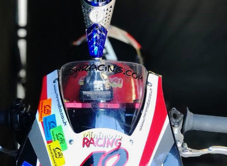 Rowrah race report - Round 4
