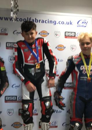 RDH Racing Podum