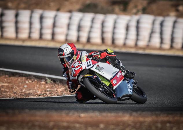 Moto 3 Test Cartagena