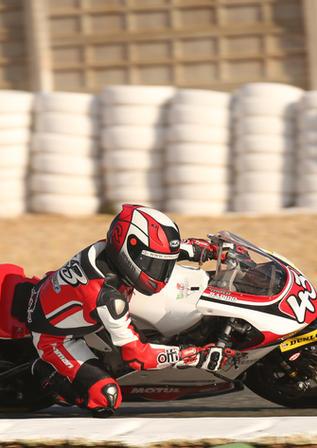 Moto 3 Cartagena
