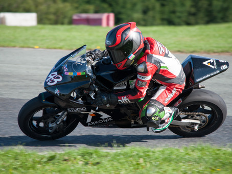 Race Report Round 6 Cool Fab-Racing