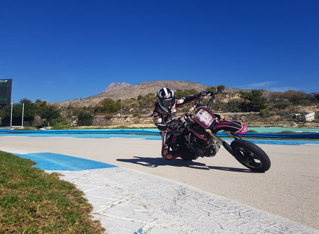 Testing in Spain - 5th-9th March 2018