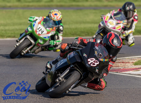 Race Report from Whilton Mill round 7