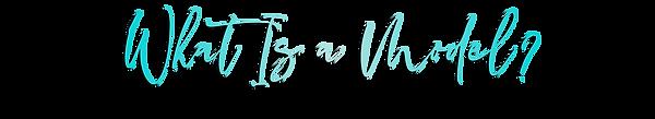 Website Fonts-model teal gradient_what-i