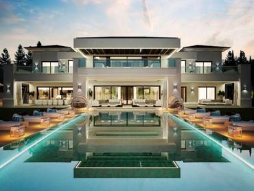Spain: Stunning Contemporary Villa in Sotogrande Alto